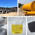 The Ideal Tyre To Fuel Oil Pyrolisis Plant Available For Sale