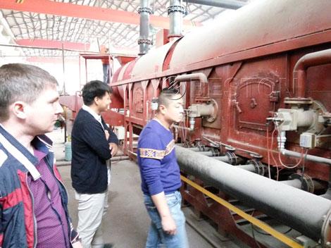 biomass carbonization machine Romania