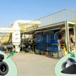 Information On Waste Tyre Recycling Plant