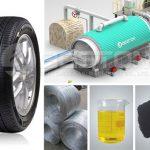 Info On Tyre Pyrolysis Process