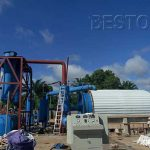 Waste Plastic to Fuel Oil Machine available for sale