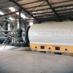The Advantages Of The Tire Recycling Machine