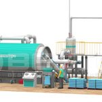 Save The Planet Having A Waste Pyrolysis Machine