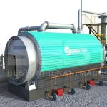 Waste Management Solutions from Tyre Pyrolysis Plant Manufacturers in China